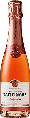 Taittinger Rose halbe Flasche, 1er Pack (1 x 375 ml)