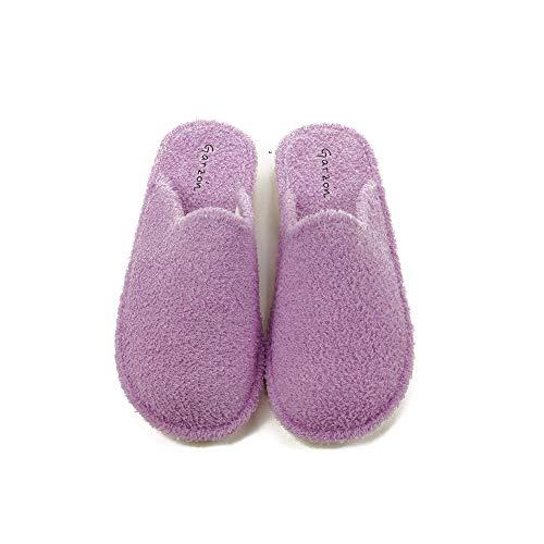 GARZON - Zapatilla CASA P451-TLI para: Mujer Color: Lila Talla: 36