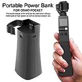 Eillybird Power Banks Chargeur de Batterie Externe pour Osmo Pocket Lingbi Mobile Power Chargeur pour téléphone Portable