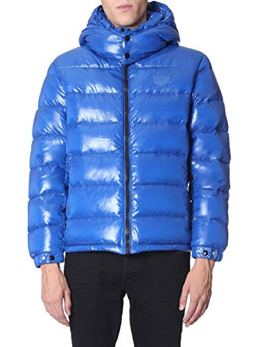 Duvetica Luxury Fashion Herren U50300061035R768 Blau Polyamid Steppjacke | Herbst Winter 19