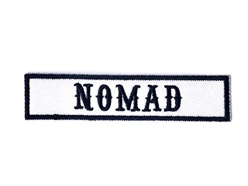 KUSTOM FACTORY Picture Gifts Patch Nomad