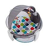 Fisher-Price - Cuna De Viaje 2 En 1 Para Bebé, Multicolor, FWX16