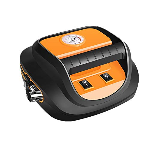 Inflador Neumaticos Hinchador Electrico Herramienta de aire Inflador de neumáticos Inflador automático de neumáticos Digital Pointer,One Size