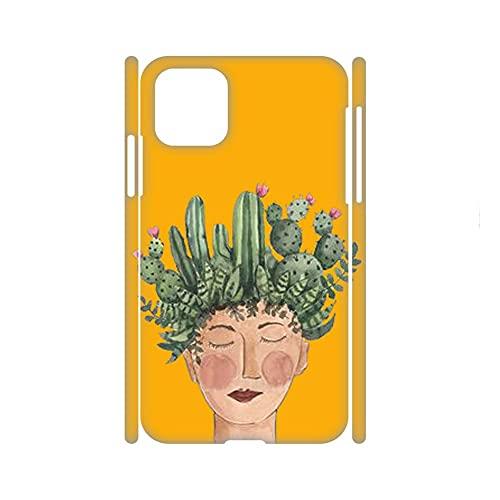 Diseño Cactus Conchas De Teléfonos Pc Duro para Niño Compatible para Google Pixel 4 Diferentemente