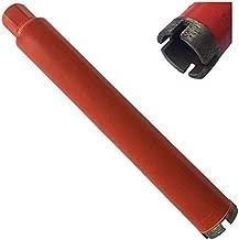 Wet Drill Core Bits for Hard Concrete, Brick, and Block - 2.5