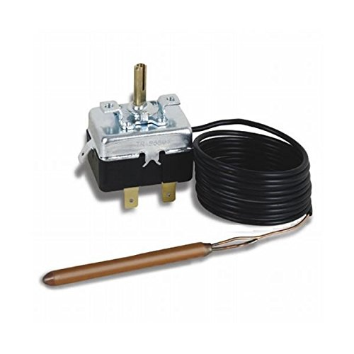 Campini, Kit TY95 0-90ºC termostato capilar regulación para instalar en caja; sonda 3 metro.
