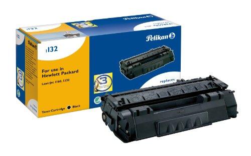 Pelikan Toner ersetzt HP Q5949A (passend für Drucker HP LJ 1160 / 1320/ 3390/ 3392, Canon LBP-3330/3360)