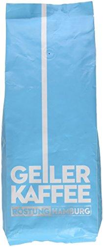 GEILER KAFFEE Röstung HAMBURG, 1er Pack (1 x 1 kg)