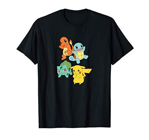 Pokemon Fun Group T-Shirt