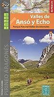 Valles de Ansó y Echo 1:25 000: Parc Natural Valles Occidentales