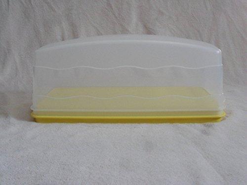 Tupperware(c) Junge Welle, Kastenkuchenbehälter
