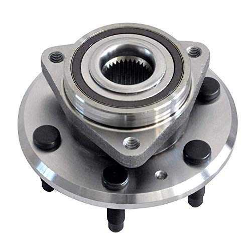 IRONTEK 513277 Wheel Bearing and Hub Assembly for Front/Rear Left/Right Side fit 09-16 for Chevy Traverse, 2007-2012 Buick Enclave, 07-16 GMC Acadia, 07-10 Saturn Outlook w/ABS 6Lug