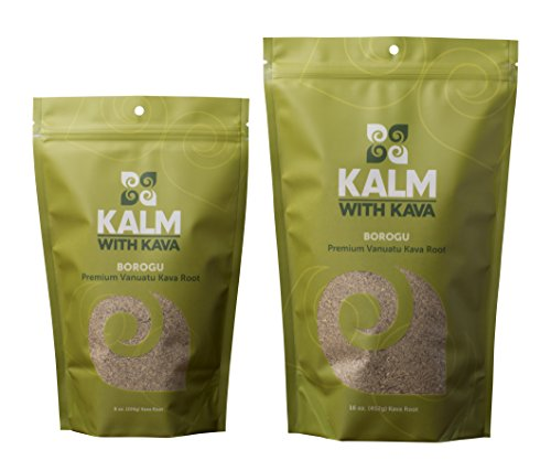 Kalm with Kava Borogu Instant Kava