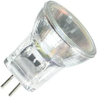 Bulbrite 20MR8LN 20-Watt 12-Volt Halogen MR8 Lensed Bi-Pin, Spot