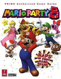 Random House Mario Party 8 (Strategy Guide)