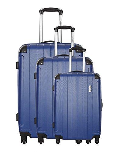 TravelOne Juego de maletas, azul marino (Azul) - 13731201BLEU-3