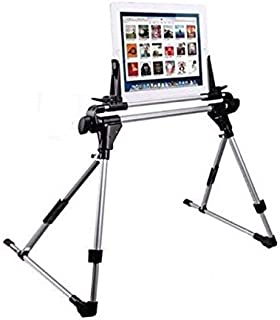 Portable iPad Stand Tablet PC Mount Tablet Holder Cradle for iPad or Smartphone