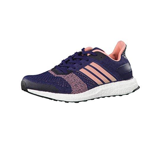 adidas Ultra Boost st w - Zapatillas de Running para Mujer, Gris - (GRIMED/SUABRI/Maruni) 36 2/3