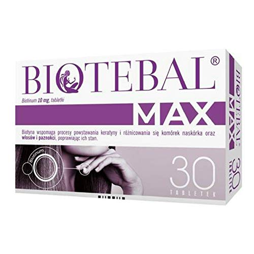 BIOTEBAL MAX 30 Tablets