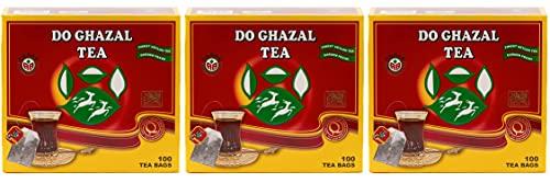 Do Ghazal Black Tea Bags Total of 300 Tea Bags