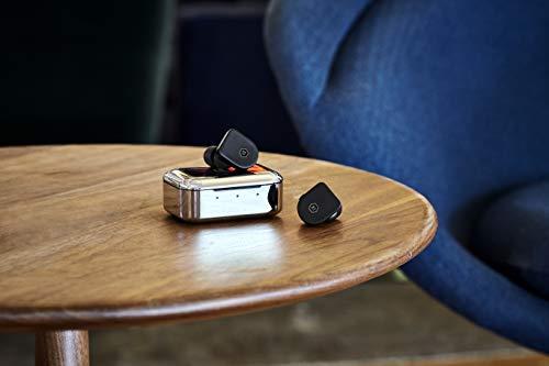 Master&Dynamic完全ワイヤレスイヤホンMW07AAC,Apt-X対応/Bluetooth対応/防滴マットブラック【国内正規品】