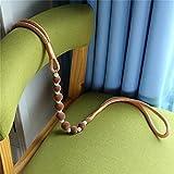 KLHHG Accesorios de Cortina Cortina Corbata Cuerda Cuerda Corbata Corbata Interior Sala de Estar Decoración Suave Cuerda de Cuentas Cuerda (Color : E, Size : One Size)