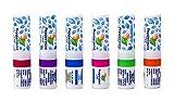 Lot de 6 inhalateurs de nez aromatiques - Peppermint Field- soulagement des vertiges, maux de tête
