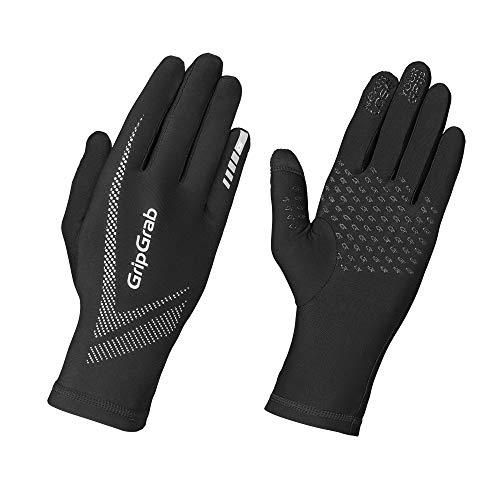 GripGrab Gants de Course à Pied Ultralight pour écran Tactile XL Noir