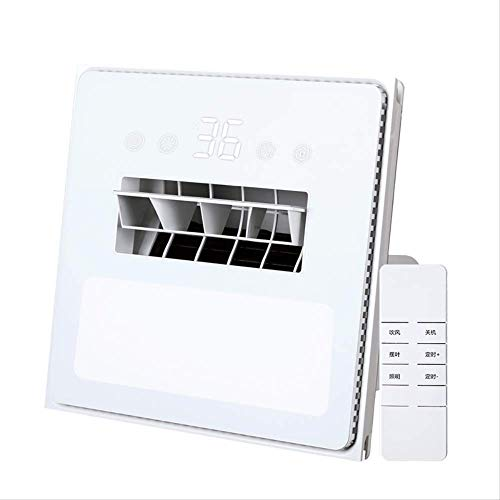 ZEMENG Techo Placa De Hebilla De Aluminio Liangba Control Remoto Cambio De Cocina Ventilador Ventilador Eléctrico Baño Extractor Ventilador