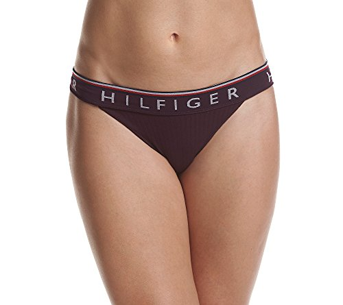 Tommy Hilfiger Women's Seamless Bikini Underwear Panty
