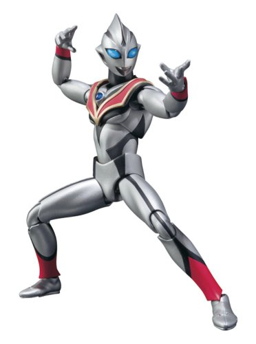 Ultra-Act Evil Tiga - (Completed Figure)