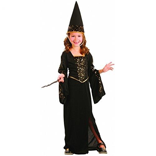 Dsfraz de bruja maga niña - De 3 a 4 años: Amazon.es: Juguetes y ...