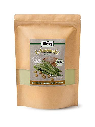 Harina de guisantes Bio, sin aditivos y es completamente natural. (1 kg)