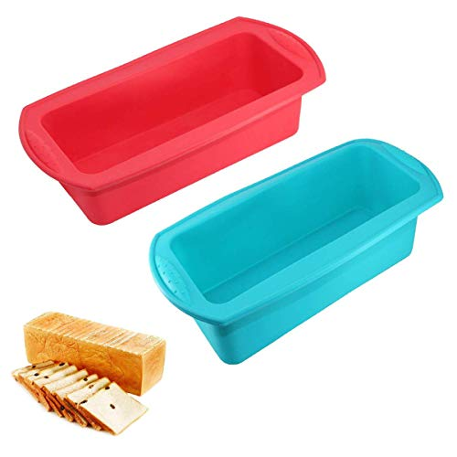 Silicone Bread Loaf Pans (2)