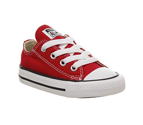 Converse Chuck Taylor All Star buty sportowe dla dzieci, uniseks, czerwony - Czerwony pomidor - 26 EU