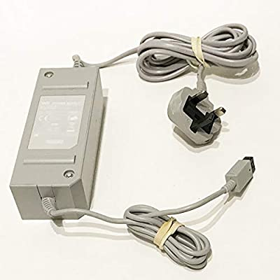Official Original Nintendo AC Mains Power Supply Adapter For Wii Game Console (UK plug)
