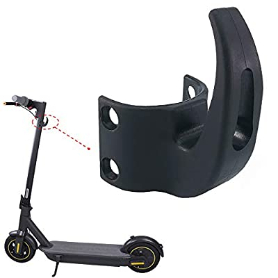 Glodorm ABS Hanger Hook for Ninebot Scooter Hanging Pothook Accessories for Segway Ninebot Max Electric Scooter