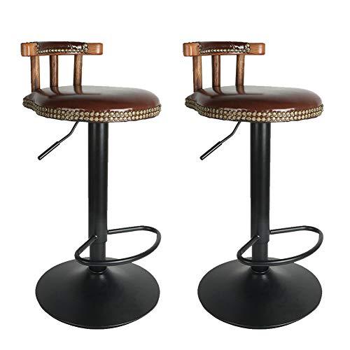 60cm 75cm 65cm 70cm altezza seduta: 45cm 80cm Bancone Sgabelli Sgabelli Caffetteria Sedia da pranzo Sgabello alto con cuscino di velluto per bar Salotto da cucina Bar Sedia da bar