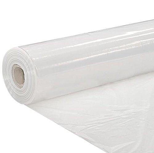 Bobine Rouleau Serviette Nylon polyéthylène transparent Cellophane 4 x 5 mt fer 268691