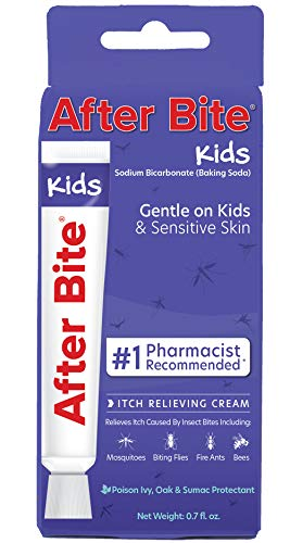 After Bite Kids Insect Bite Treatment – Gentle Anti-Itch Cream for Kids & Sensitive Skin