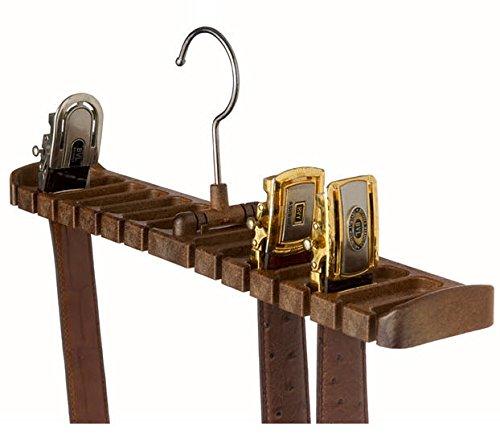 Price comparison product image Tenby Living Belt Rack,  Organizer,  Hanger,  Holder - Stylish Belt Rack