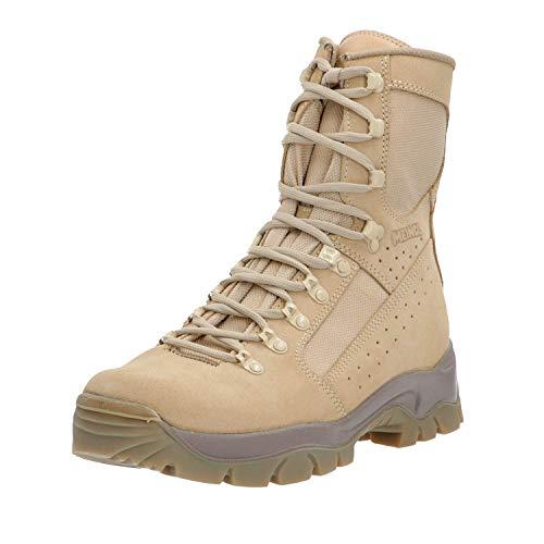 Desert Fox Pro Meindl Wüstenstiefel Einsatzstiefel Kampfstiefel Outdoor Safari Boots (UK 6.5)