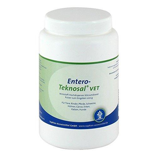 entero teknosal pulver f.groß-u.kleintiere 200 g