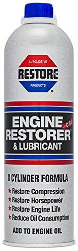 Restore 00019 8-Cylinder Formula Engine Restorer and Lubricant