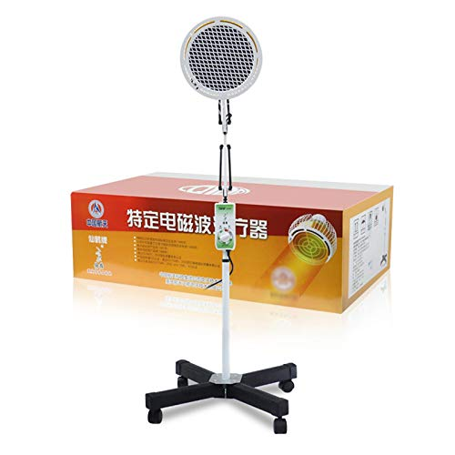 Find Bargain Y-Rachael Vertical TDP Physiotherapy Lamp Household Electromagnetic Wave Baking Lamp fo...