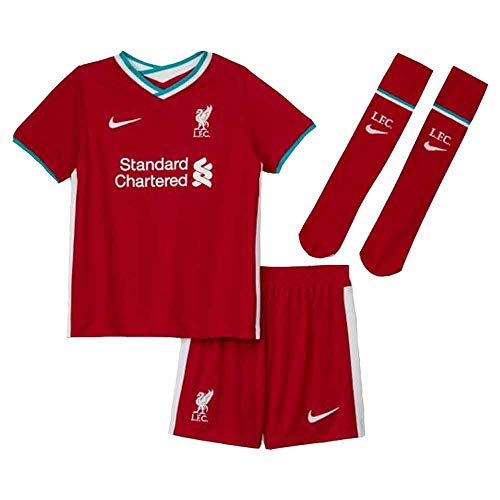 Liverpool FC 2020/21 Home