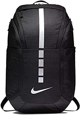 Nike Hoops Elite Pro Basketball Backpack Black Silver DA1922 011