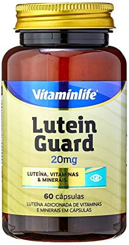Lutein Guard - 60 Cápsulas, VitaminLife