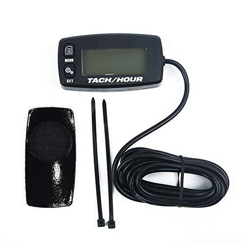 DXX-HR Tacómetro de Motocicleta Medición del Motor Accesorios LCD Medidores Impermeable