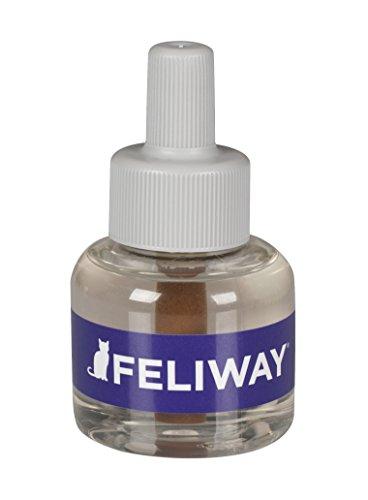 Feliway 2 Monats-Nachfüllflakon als Vorteilsgröße, 48 ml, für weißen Steckdosen-Verdampfer Modell 2015